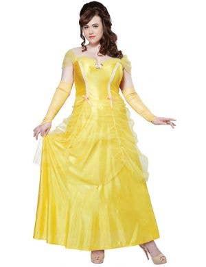 Classic Belle Plus Size Women's Costume