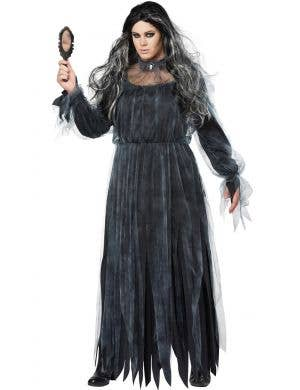 Bloody Mary Women's Plus Size Halloween Costume