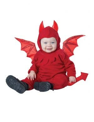 Lil Devil Infant Halloween Costume