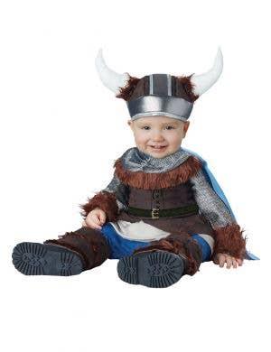 Viking Warrior Babbies Fancy Dress Costume