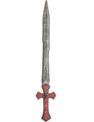 Medieval Knight Sword Costume Weapon