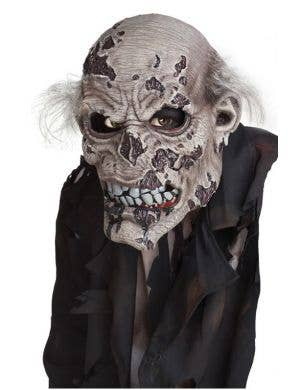 Undead Zombie Halloween Horror Animotion Mask view 1