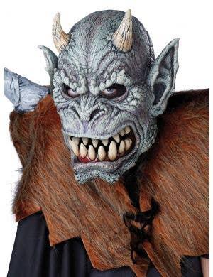 Gargoyles Awakening Deluxe Ani-Motion Halloween Costume Mask