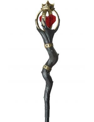 Queen of Hearts Staff Women's Costume Accessory Main Image