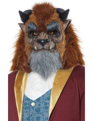 Beast Mask Beauty and the Beast Fairy Tale Character Accessory Main Image