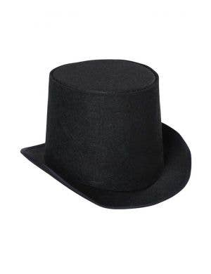 Classic Black Top Hat Kids Costume Accessory