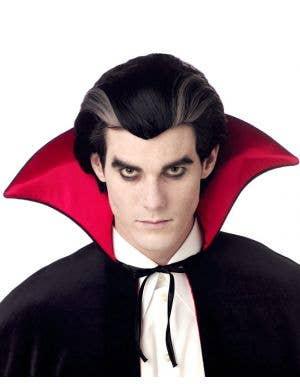 Modern Vampire Men's Halloween Wig
