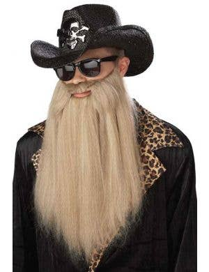 Sharp Dressed ZZ Top 80's Beard