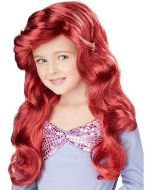 The Little Mermaid Ariel Costume Wig