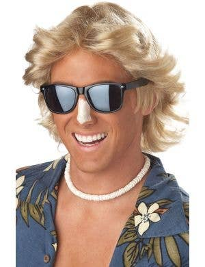 70's Surfer Dude Men's Costume Wig