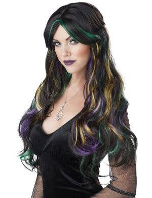Bewitching Women's Halloween Costume Wig