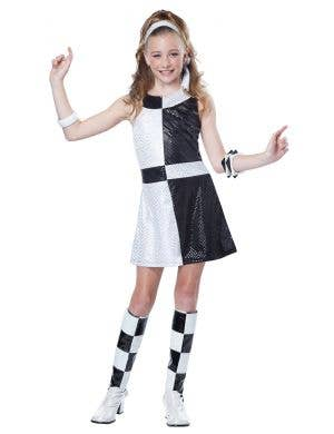 Mod Chic Teen Girl's 1960's Costume