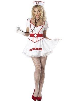 Nurse Heart Breaker Sexy Women's Costume