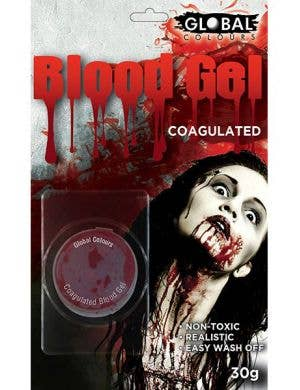 Clotting Coagulated Blood Gel Special FX Makeup