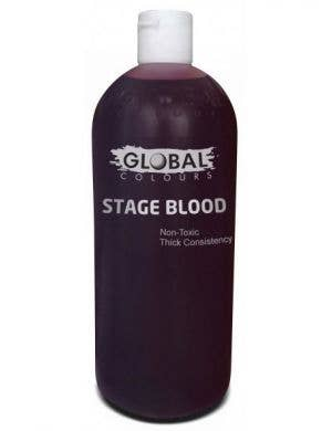 Large Tube Of Zombie Stage Blood Special FX Makeup