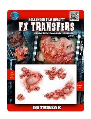 Hollywood Quality Disease Outbreak 3D Transfer