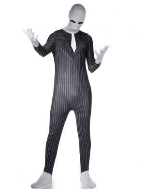 1920's gangster skin suit men's budget costume Main Image