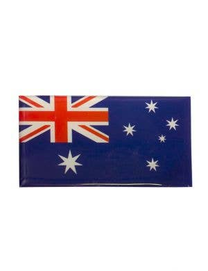 Novelty Australian Flag Fridge Magnet Main Image