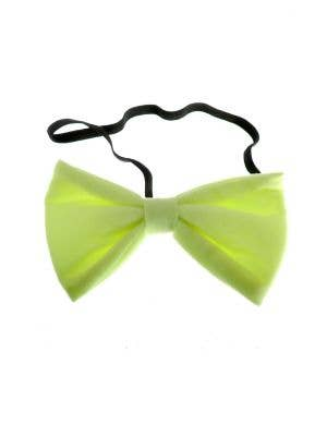 Glow in the Dark Bow Tie Costume Accessory