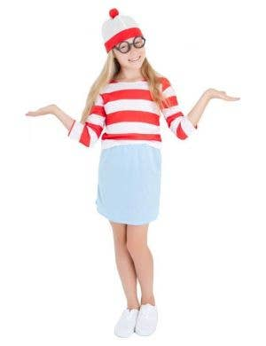 Cheap Girls Where's Wally Book Week Costume