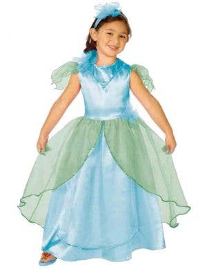 Fairy Princess Girl's Cinderella Book Week Costume Front
