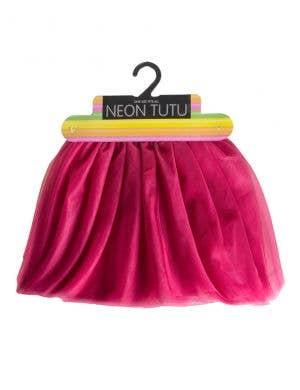 Girls Cheap Pink Costume Tutu Main Image
