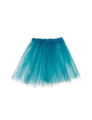 Layered Women's Blue Frozen Petticoat