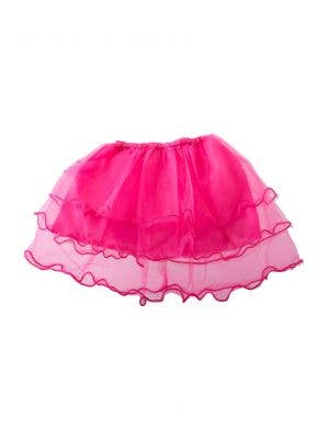 Frilly Women's 80's Hot Pink Petticoat