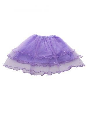 Frilly Women's 80's Purple Petticoat