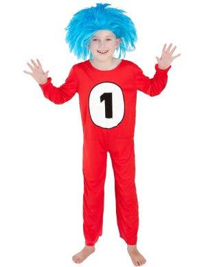 Dr Sues Thing 2 Boys Book Week Costume Main Image