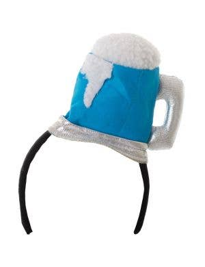 Novelty Beer Stein Oktoberfest Hat on a Headband