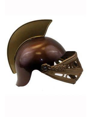 Kids Roman Gladiator Helmet Costume Accessory