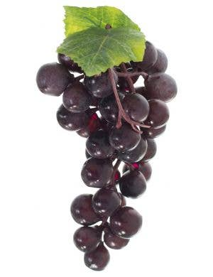 Bunch Of Fake Novelty Purple Grapes Costume Accessory