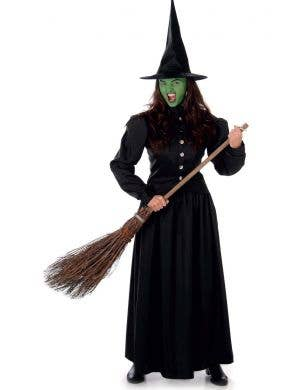 Women's Wicked Witch Of The West Costume Main Image