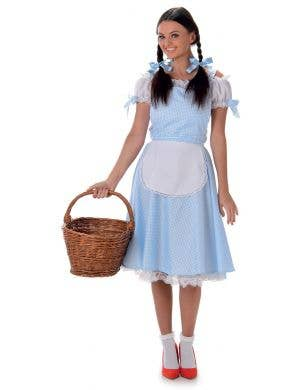 Wizard of Oz Dorothy Women's Costume Main Image