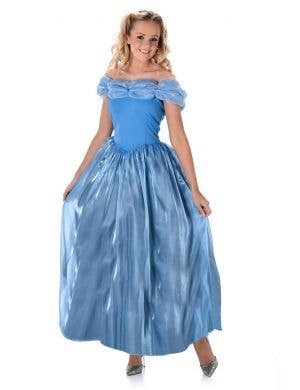 Princess Cinderella Women's Fancy Dress Costume
