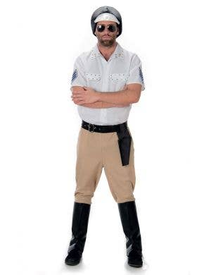 Village People Cop Men's Fancy Dress Costume Main Image