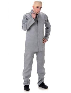 Dr Evil Men's Austin Powers Costume Main Image