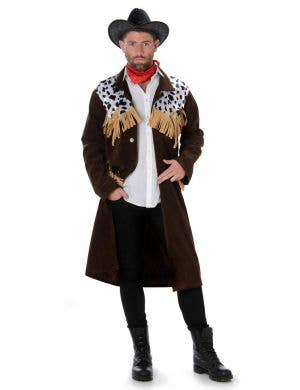 Rodeo Rider Men's Wild West Costume Main Image