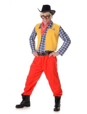 Men's Milkybar Kid Novelty Costume Main Image
