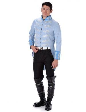 Men's Prince Charming Fairytale Dress Up Costume