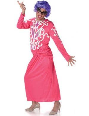 Dame Edna Everage Men's Fancy Dress Costume Main Image