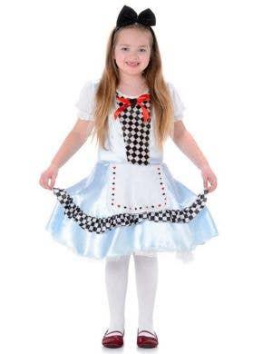 Children's Alice in Wonderland Fancy Dress Main Image