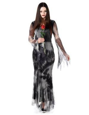 Haunted Lady Women's Vampire Costume Main Image