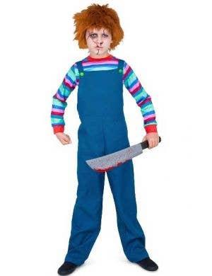 Evil Puppet Boys Chucky Halloween Costume