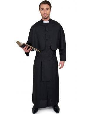 Religious Priest Robe Fancy Dress Costume For Men