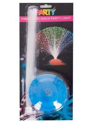 Blue Base Party Disco Fibre Optic Light Decoration
