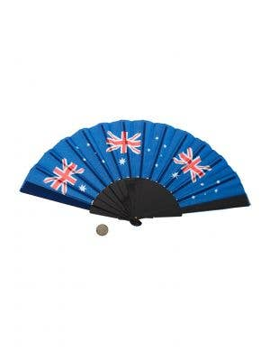 Aussie Flag Australia Day Hand Held Costume Fan