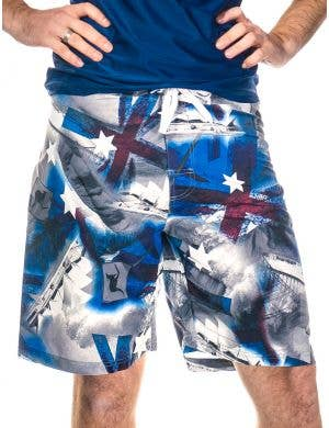 Australia Day Aussie Icons Board Shorts