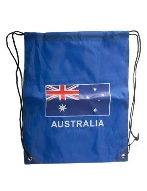 Australian Flag Aussie Back Pack Bag